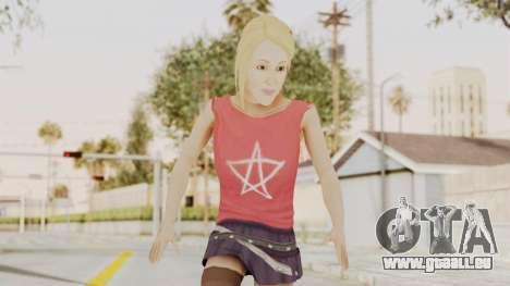 Millie Skin für GTA San Andreas
