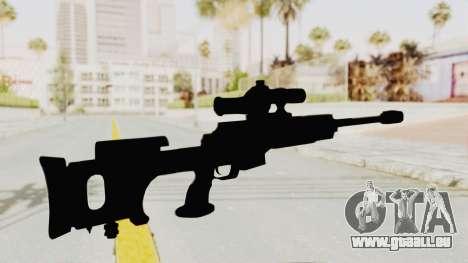 JNG90 pour GTA San Andreas troisième écran