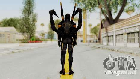 Marvel Future Fight - Yellowjacket pour GTA San Andreas troisième écran