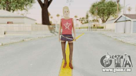 Millie Skin für GTA San Andreas zweiten Screenshot