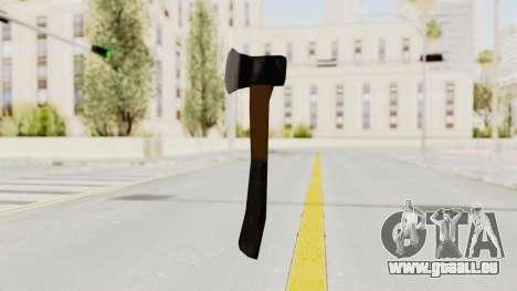 Liberty City Stories Handaxe für GTA San Andreas dritten Screenshot
