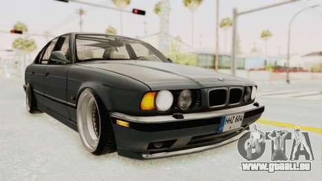 BMW M5 E34 USA für GTA San Andreas