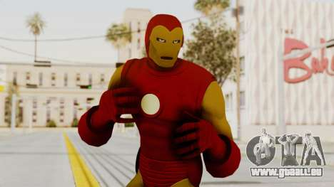 Marvel Heroes - Iron Man Classic pour GTA San Andreas