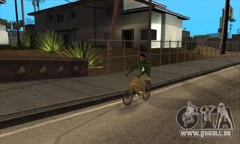 Mise à jour de la circulation pour GTA San Andreas cinquième écran