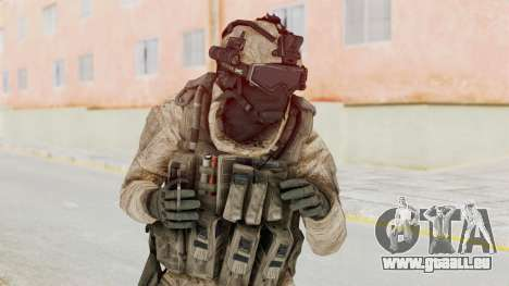 COD MW2 Shadow Company Soldier 2 pour GTA San Andreas
