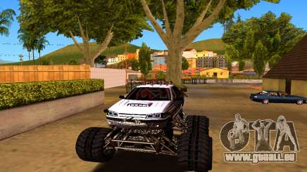 Peugeot Persia Full Sport Monster pour GTA San Andreas
