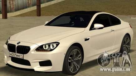 BMW M6 F13 Coupe pour GTA San Andreas