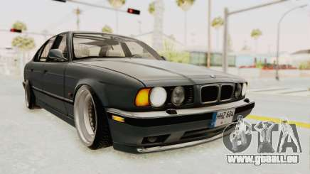 BMW M5 E34 USA pour GTA San Andreas