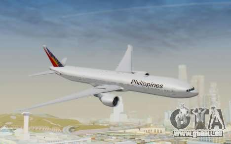 Boeing 777-300ER Philippine Airlines für GTA San Andreas