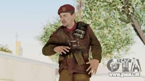 Captain America Super Soldier - Falsworth für GTA San Andreas