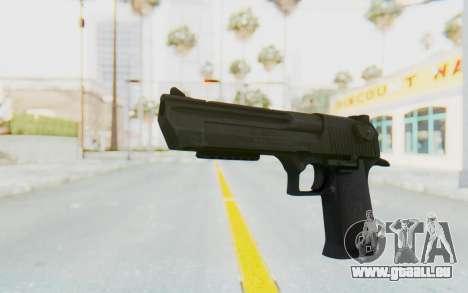 Assault Desert Eagle für GTA San Andreas