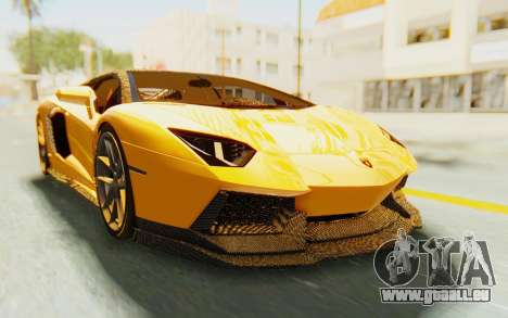 Lamborghini Aventador LP700-4 DMC pour GTA San Andreas
