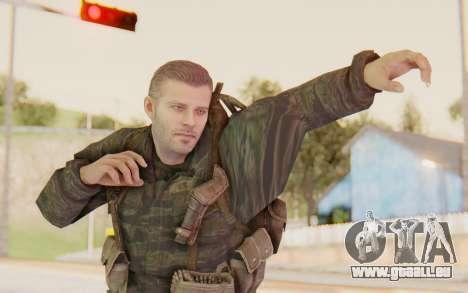 COD BO Mason Vietnam für GTA San Andreas