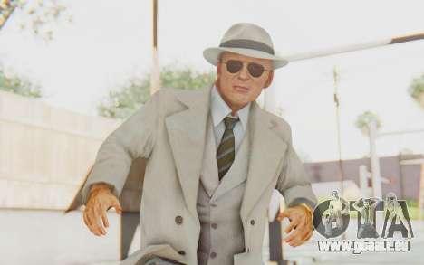 Mafia 2 - Jimmy Vendetta White Suit für GTA San Andreas