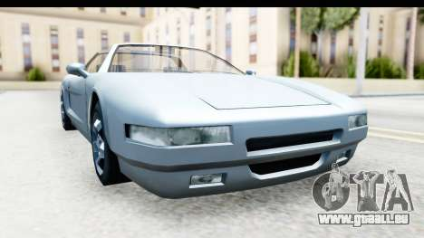 New Infernus pour GTA San Andreas