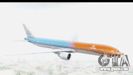 Boeing 777-300ER KLM Orange Pride pour GTA San Andreas