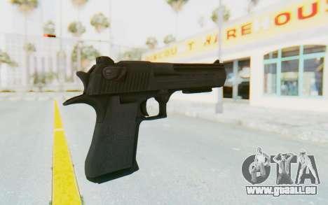 Assault Desert Eagle für GTA San Andreas zweiten Screenshot