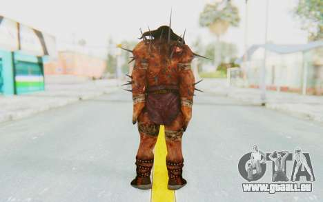Hades v1 pour GTA San Andreas troisième écran