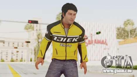 Dead Rising 3 Nick Ramos on Chucks Outfit pour GTA San Andreas