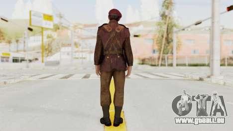 Captain America Super Soldier - Falsworth für GTA San Andreas dritten Screenshot