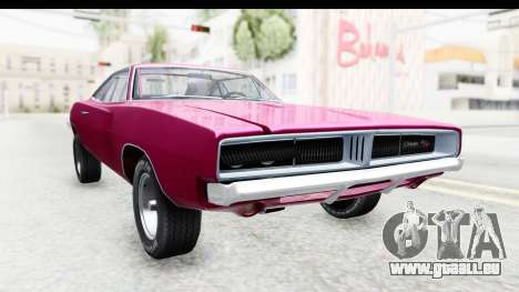 Dodge Charger 1969 Racing pour GTA San Andreas