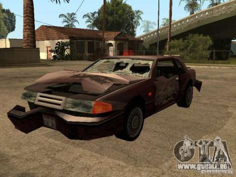 Immortel voiture pour GTA San Andreas