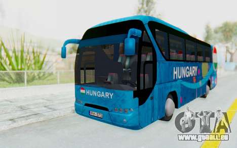 Neoplan Euro 2016 Hungarian Bus pour GTA San Andreas