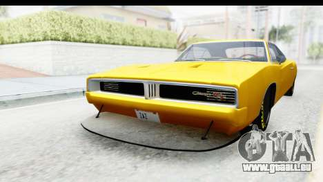 Dodge Charger 1969 Max Speed pour GTA San Andreas