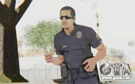 CoD BO2 LAPD v2 pour GTA San Andreas