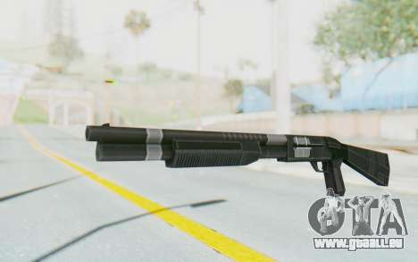 APB Reloaded - Colby CSG 20 pour GTA San Andreas
