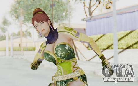 Dynasty Warriors 7 - Lian Shi v2 für GTA San Andreas