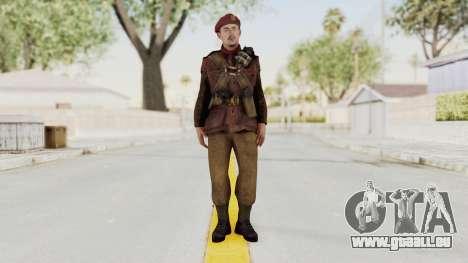 Captain America Super Soldier - Falsworth für GTA San Andreas zweiten Screenshot