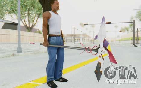 Levia Weapon für GTA San Andreas