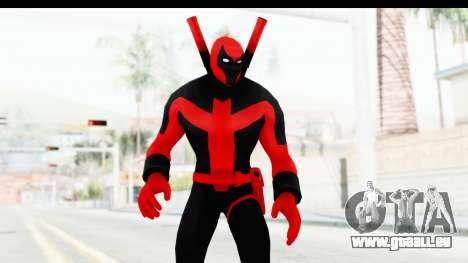 Marvel Heroes - Deadpool (Ultimate) für GTA San Andreas