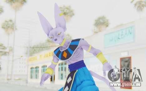 Dragon Ball Xenoverse Beerus für GTA San Andreas