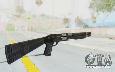 APB Reloaded - Colby CSG 20 pour GTA San Andreas deuxième écran
