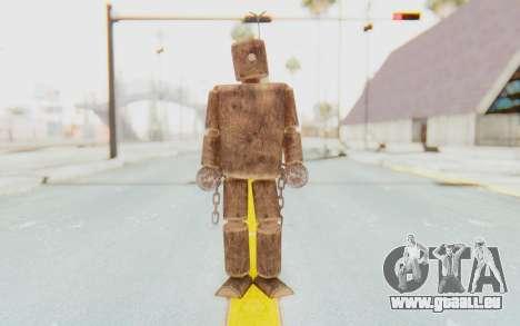 Mokujin für GTA San Andreas zweiten Screenshot