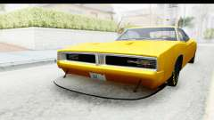 Dodge Charger 1969 Max Speed