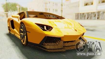 Lamborghini Aventador LP700-4 DMC für GTA San Andreas