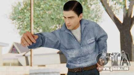 Mafia 2 - Vito Scaletta Prison Short Hair pour GTA San Andreas