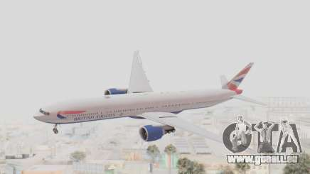 Boeing 777-300ER British Airways für GTA San Andreas