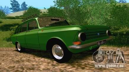 IZH-412 Kombi für GTA San Andreas