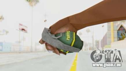 APB Reloaded - Grenade für GTA San Andreas