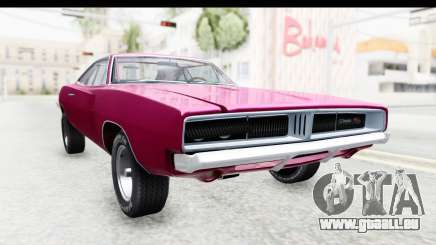 Dodge Charger 1969 Racing für GTA San Andreas