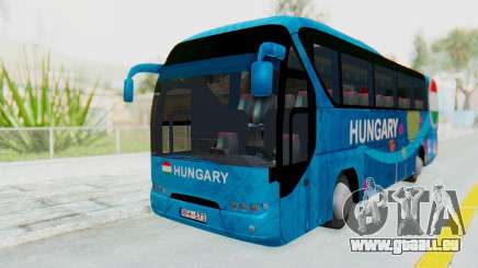 Neoplan Euro 2016 Hungarian Bus für GTA San Andreas