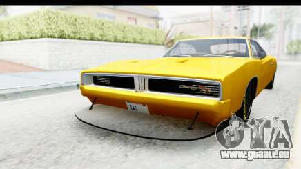 Dodge Charger 1969 Max Speed für GTA San Andreas
