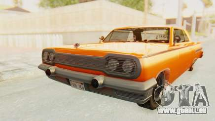 GTA 5 Declasse Voodoo Alternative v1 PJ pour GTA San Andreas