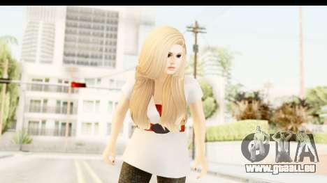 Adele pour GTA San Andreas