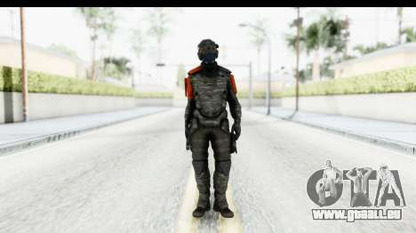 Homefront The Revolution - KPA v5 Camo für GTA San Andreas zweiten Screenshot