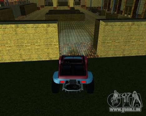 La Nouvelle Station pour GTA San Andreas sixième écran